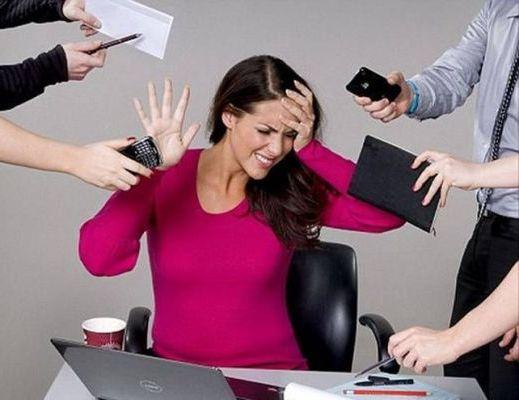 стрессы и нервное переживание