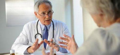 постановка диагноза доктором