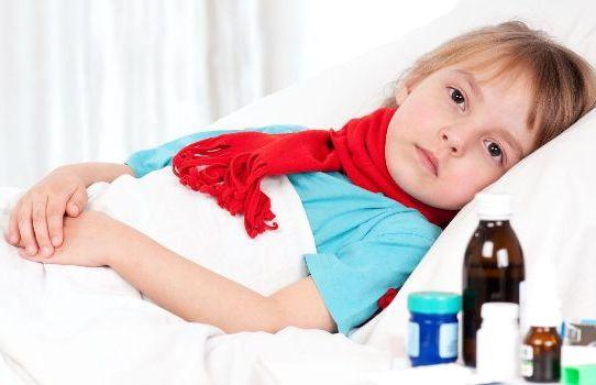 в лежку с лекарствами