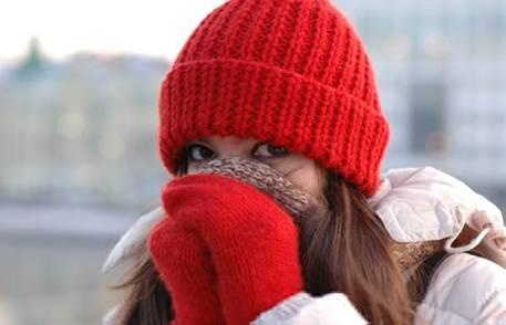не дать себе замерзнуть