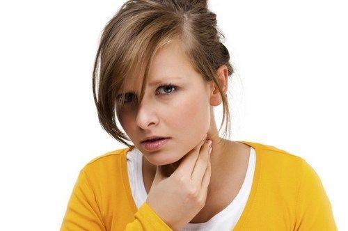 лечение горла хлорофиллиптом