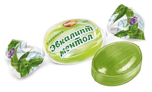 конфетка с шалфеем