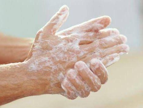 гигиена признак здоровой кожи