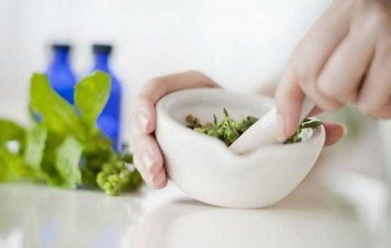 народная медицина из трав