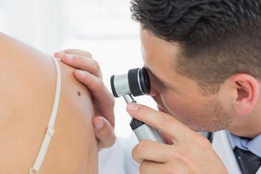 метод исследования меланомы
