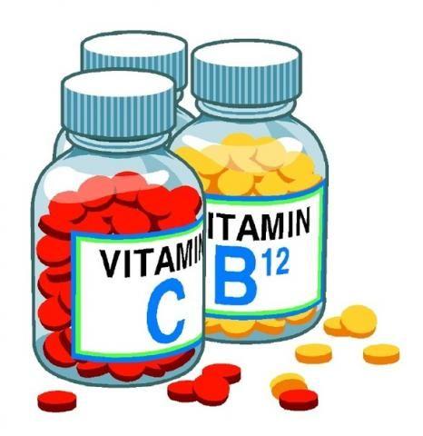 витамины с и б