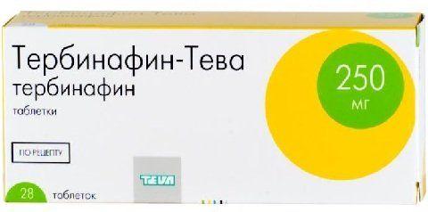 тербинафин тева