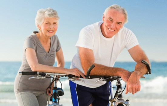 фитнес на велосипедах