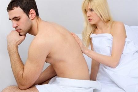 преждевременная эякуляция
