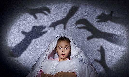 детские панические атаки