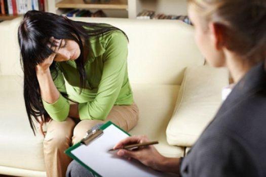 консультация с психотерапевтом