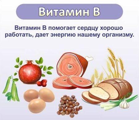 витамин б