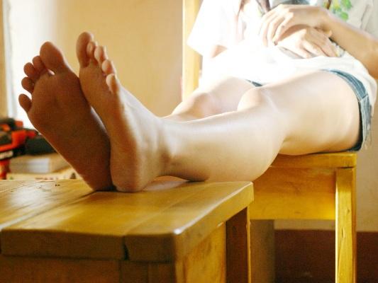 ноги должны отдыхать