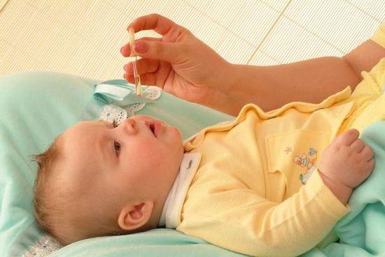 капли для младенцев