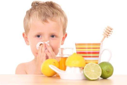 народные методы от насморка у детей