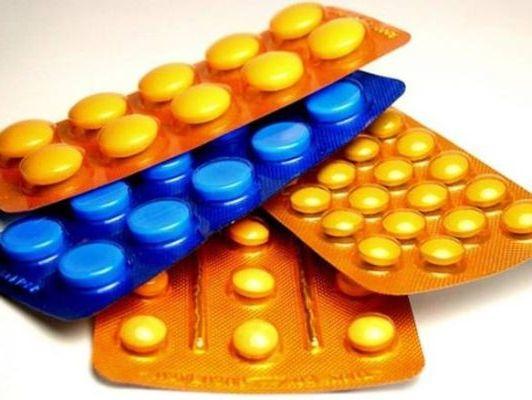 таблетки от насморка