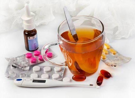 лечебный настой от насморка