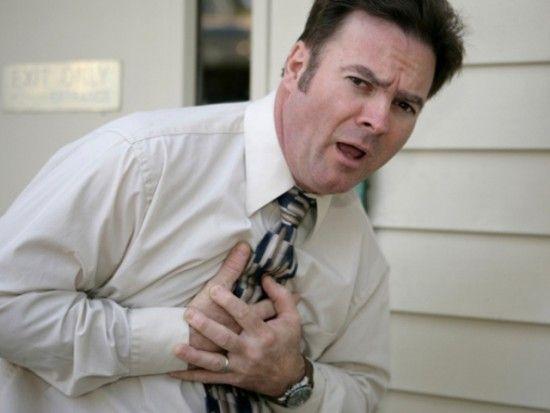 одышка признак болезни сердца