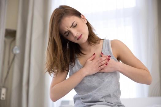 нериятные ощущения в области сердца