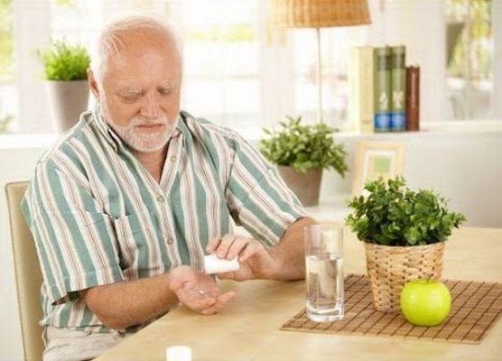 профилактика болезни с таблетками