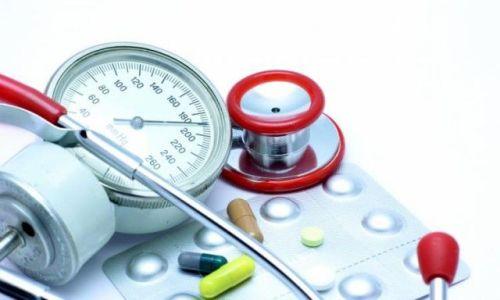 диуретики при повышенном давлении
