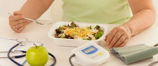 диета при гипертоническом кризе