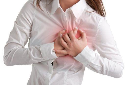 приступ боли в сердце