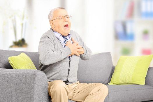сердечный приступ острый