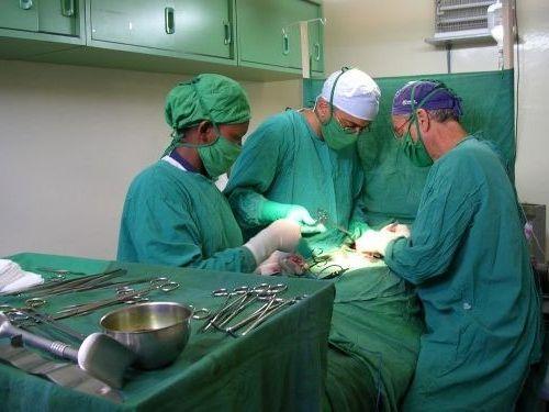 хирургиеческая операция на сердце