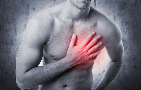 мужской микроинфаркт в области сердца