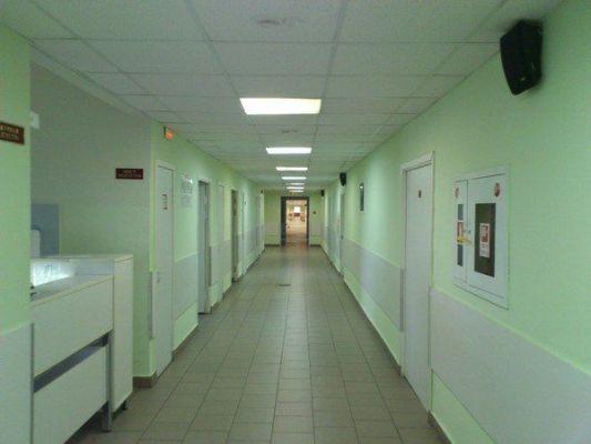 больничные палаты
