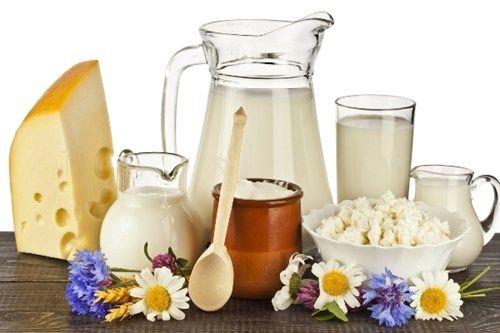 продукты с низким содержанием жира