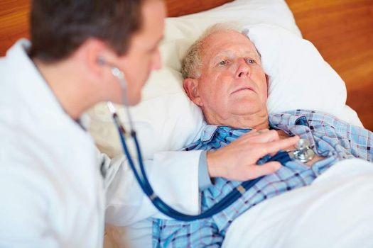 диагностика больного после инфаркта