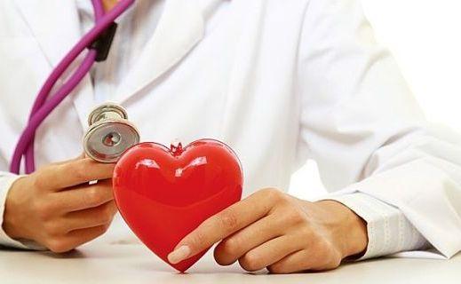 осмотр сердца у кардиолога
