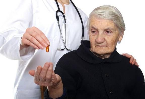 таблетка для пожилых