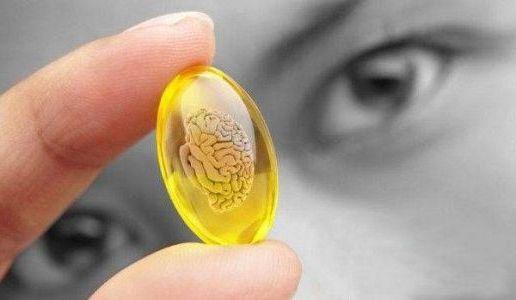 таблетка мозга