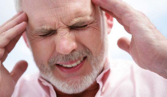 микроинсульт в голове у мужчины