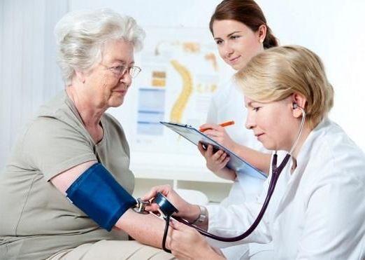 постоянное наблюдение у врача