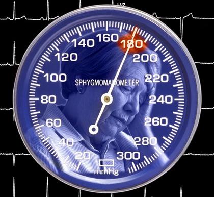 давление при гипертонии