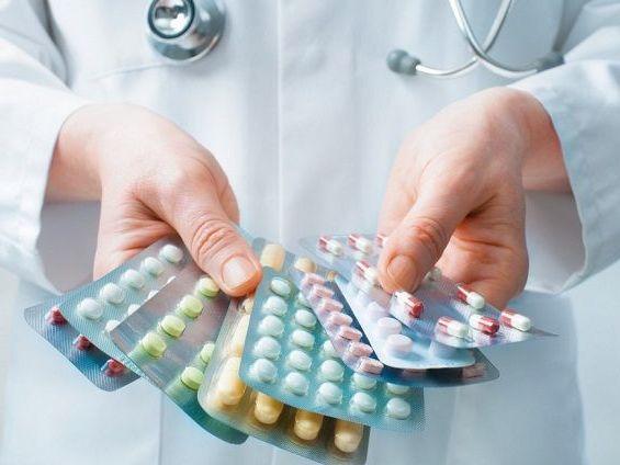 лечение сосудов медикаментами