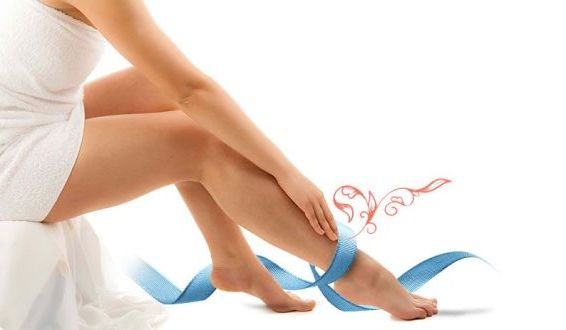 легкость ног