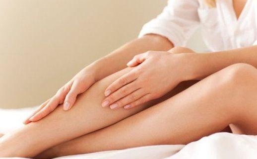 ноги чистые без варикоза