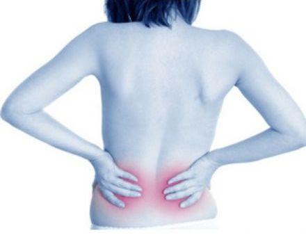 болевые ощущения в области спины