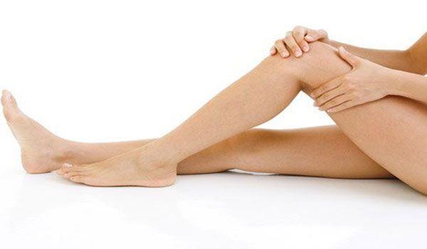 Лечение хруста в коленях