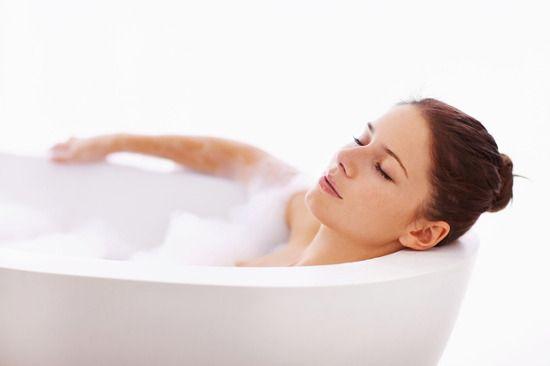 лечебная ванна для лечения боли в плече