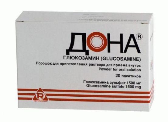 препарат дона глюкозамин