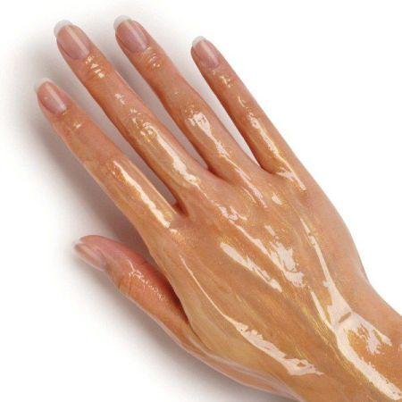 лечение теплом и воском пальцев