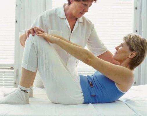 физические занятия над телом