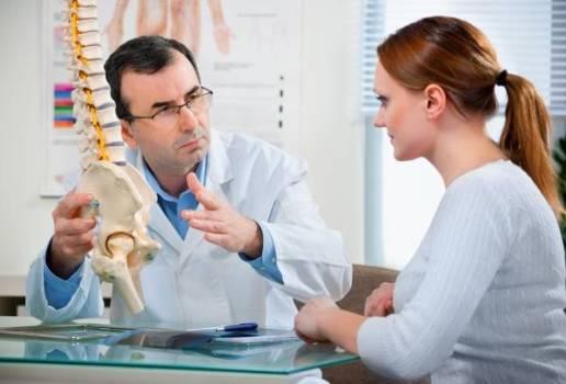 у невропатолога