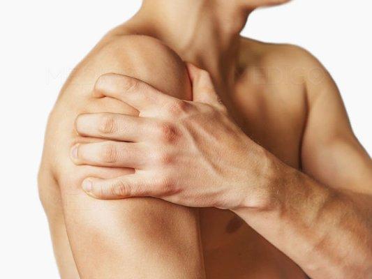 резкая боль в плече
